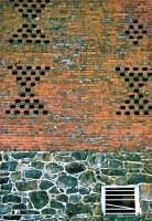 Detail, Abraham Trostle Barn. Photograph by Dan Mangan