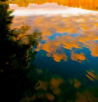 Cromwell Lake, Autumn
