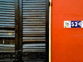 Door, New Orleans French Quarter 3