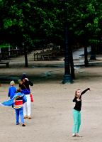 Ballet in the Tuileries