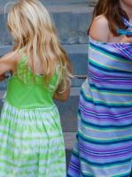Girls in Pastel