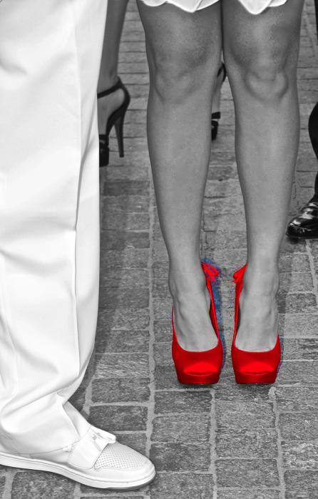 Prom Night. Photograph by Dan Mangan