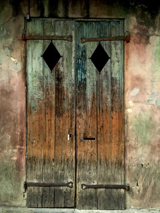Door, New Orleans French Quarter 1